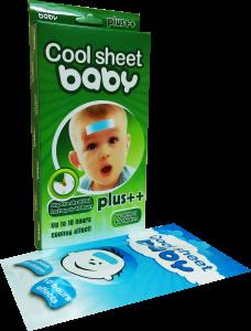 COOL SHEET BABY