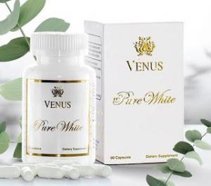 VENUS PURE WHITE Viên uống trắng da Mỹ